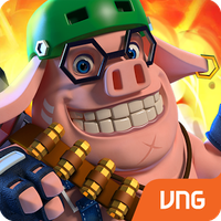 Apk Shoot Like Hell: Swine vs Zombies