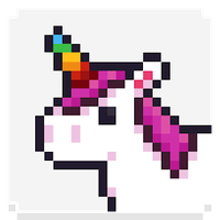Εικονίδιο του UNICORN - Color by Number Pixel Art Game