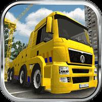 Icoană City Crane Parking Sim 2015