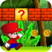 Jungle World of Mario apk icon