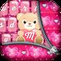 Temas de teclado de rosa 4.0