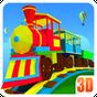 Kereta 3D permainan untuk anak 1.4