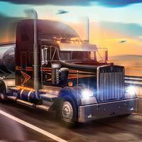 Icono de Truck Simulator USA