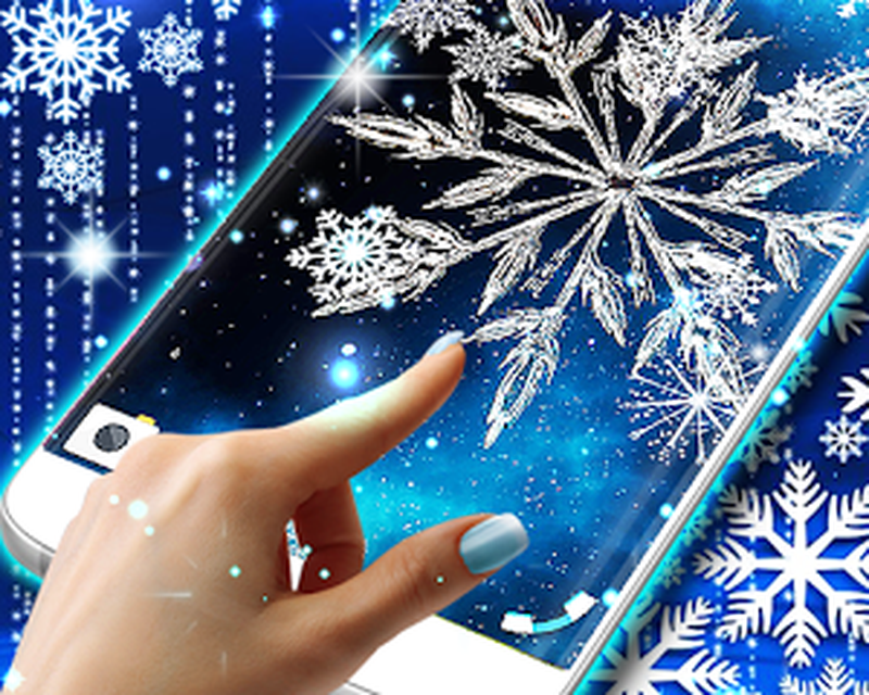 Snow Stars Free Wallpaper Android