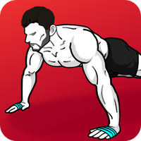 Workouts voor Thuis - Zonder Apparatuur icon