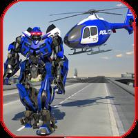 Police War Robot Superhero APK Simgesi
