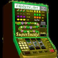 Super Snake Slot Machine Simgesi