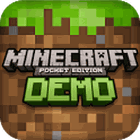 Ícone do apk Minecraft - Pocket Ed. Demo