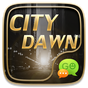 (FREE) GO SMS CITY DAWN THEME 1.60