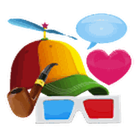 Icoană apk Aviary Stickers: Free Pack