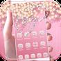 Tema rosa ouro diamante 1.1.1