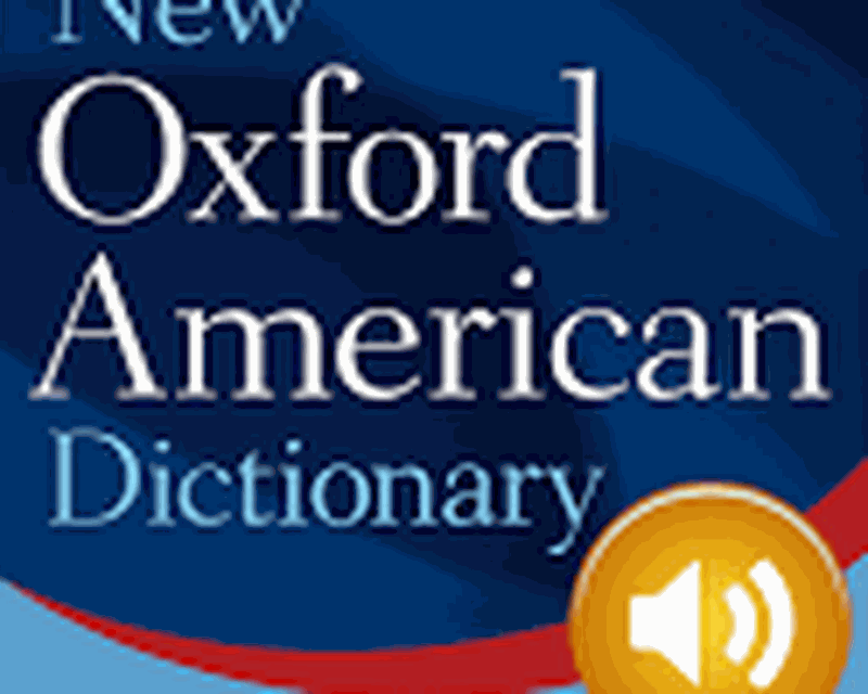 New Oxford American Dictionary Android - Free Download New