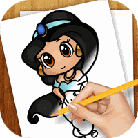 Çizim Dersleri Chibi Anime APK Simgesi