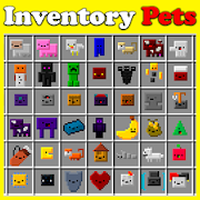 Apk Inventory Pets mod for MCPE