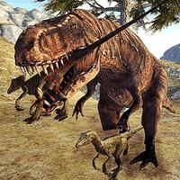 dinozor rampage APK Simgesi