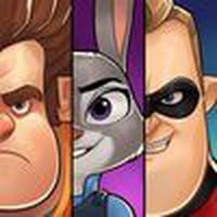Ikon apk Disney Heroes: Battle Mode