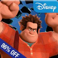 Icono de Wreck-It Ralph Storybook