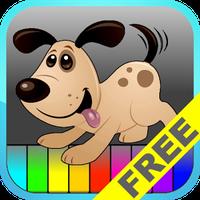 Εικονίδιο του παιδιά πιάνο ζώων δωρεάν apk