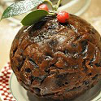 Ícone do Christmas Pudding!
