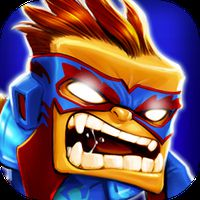 Ícone do apk Team Z - League of Heroes