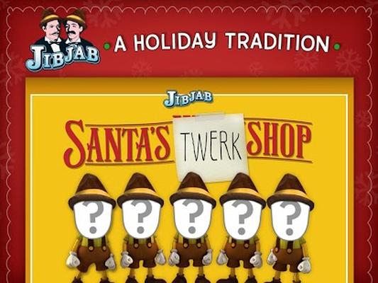 Santa's Twerk Shop by JibJab® Android - Free Download Santa's Twerk