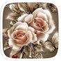 Golden Rose Flower Theme 1.0.0