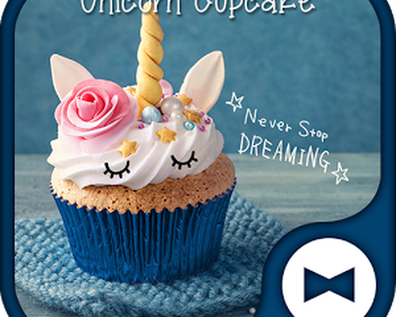 Cute Wallpaper Unicorn Cupcaketheme Android Free Download