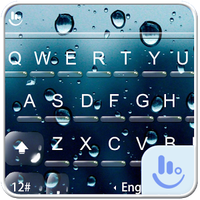 Water Screen Keyboard Theme icon