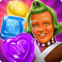 Willy Wonka's Sweet Adventure – A Match 3 Game icon