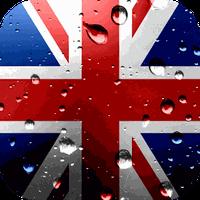 Ikon UK flag live wallpaper