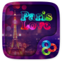 Paris Love GO Launcher Theme V1.0