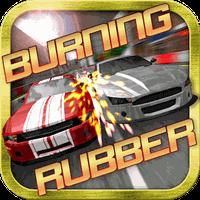 Burning Rubber High Speed Race Simgesi