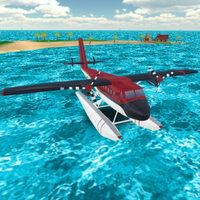 Sea Plane: Flight Simulator 3D Simgesi