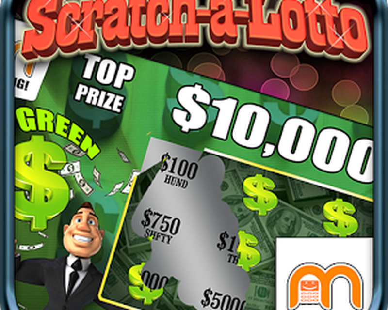 Scratch a Lotto Scratchcard Lottery Cash FREE Android - Free