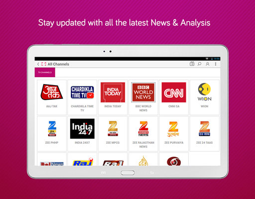 dittoTV: Live TV shows channel Android - Free Download