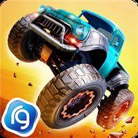 Ícone do Monster Trucks Racing
