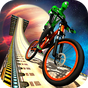 Impossible BMX Bicycle Superhero: Sky Tracks Rider  APK