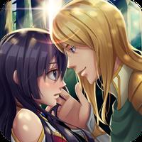 Ícone do Jogos de animes de amor-Historia de amor