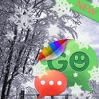Icono de Winter Theme for GO SMS Pro