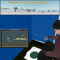 Иконка Ice Fishing Derby