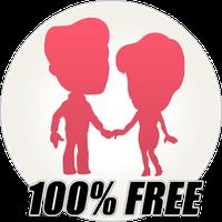 Icône de YoCutie - App de rencontre 100% gratuite