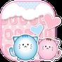 Cat Keyboard Pink Kitty Theme 10001005 APK