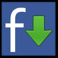 Icône apk Video Downloader Pour Facebook