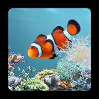 Ícone do aniPet Aquarium Live Wallpaper