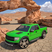 Car Parking 3D: Offroad Trucks icon