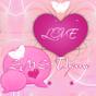 Romantic Theme GO SMS Pro 3.8