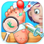 Little Foot Doctor- kids games 1.0.5 APK