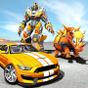 Fütüristik Gergedan Robot Araba Dönüştürme Oyunu 1.1