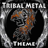 Tribal Metal Go Launcher Theme icon
