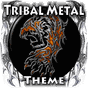 Tribal Metal Go Launcher Theme 1.2